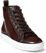Ralph Lauren Jeromy Calfskin Sneaker