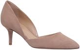 Kurt Geiger Talli Two Part Court Shoes