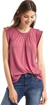 Gap Soft cap sleeve top