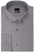 William Rast Checkered Long Sleeve Cotton Blend Shirt