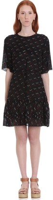 See by Chloe Dress In Black Cotton