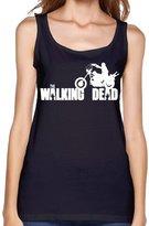 LEONA Arrows In Walkers - The Walking Dead Women's Tank Top Shirt