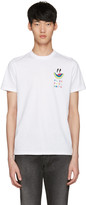 Paul Smith White Watermelon T-Shirt