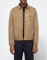 Rogue Territory Lined Waxed Supply Jacket
