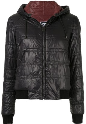 Chanel Pre-Owned bomber style zip jacket