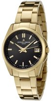 Women's GU190J Geneve Collection Tempora Gold Ion-Plated Stainless Steel Watch