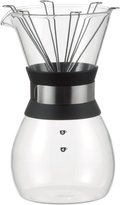 iwaki coffee pot and beautification 600ml K8694-SV (japan import)