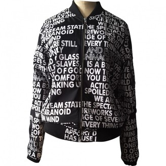 Surface to Air Black Polyester Jackets