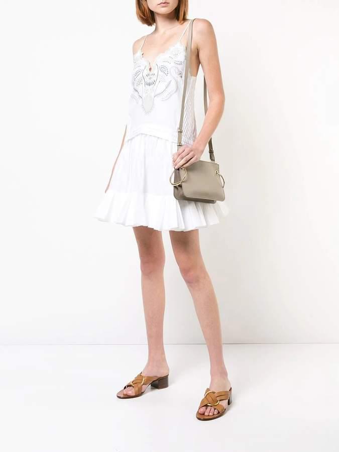 Chloé Ruffled dress