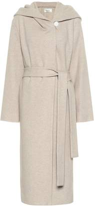 The Row Riona wool and cashmere coat