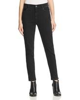Lauren Ralph Lauren Slim Leg Jeans in Christie Wash