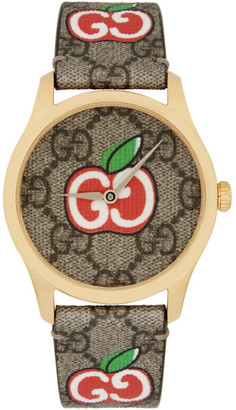 Gucci Gold Chinese Valentines Day G-Timeless Watch