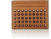 Christian Louboutin Men's Kios Card Case-TAN