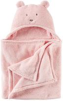 Carter's Sherpa Hooded Blanket