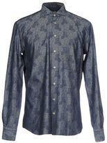 Jey Cole Man Denim shirt