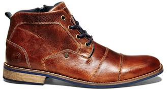Steve Madden Kramerr Tan Leather