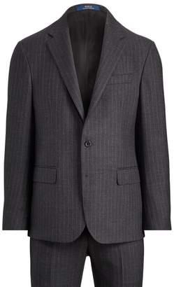 Ralph Lauren Polo Pin Dot Striped Suit