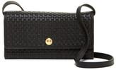 Cole Haan Benson II Woven Leather Smartphone Crossbody