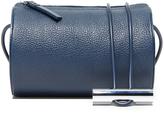 Building Block Cylinder Sling Cross Body Bag