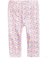 First Impressions Floral-Print Leggings, Baby Girls, Created for Macy's
