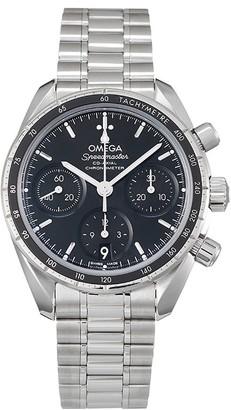 Omega 2020 unworn Speedmaster Co-Axial Chronograph 38mm