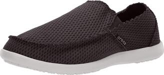 Crocs Men's Santa Cruz Loafer   Comfortable Men's Loafers   Slip On Shoes