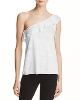 Nation Ltd. Raquel One-Shoulder Top
