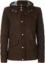 Barba padded jacket