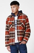 Brixton Tucker Plaid Jacket