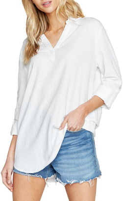 Thread & Supply Isabelle High/Low Blouse