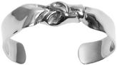 Jennifer Fisher Small Bow Cuff Bracelet - Silver