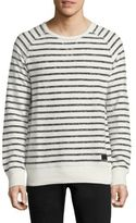 Strellson Mad Striped Cotton Sweater