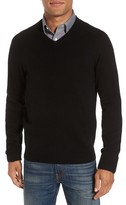 Nordstrom Men's Big & Tall Cashmere V-Neck Sweater