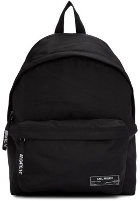Axel Arigato Black Second Edition Backpack