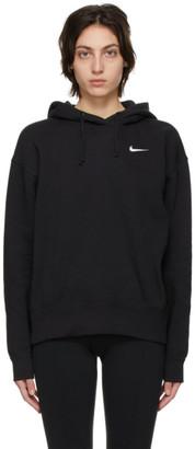 Nike Black Sportswear Essential Hoodie