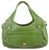 Tod's Leather Bowler Bag