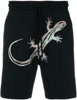 Cottweiler lizard shorts