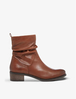 Thumbnail for your product : Dune Pagers leather ankle boots