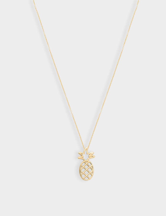 ALIITA Necklace in 9K Yellow Gold