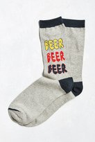 Urban Outfitters More Beer Sock