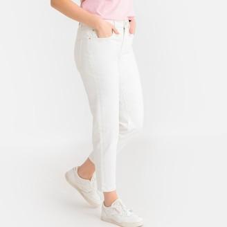 """La Redoute Collections Boyfriend Jeans, Length 27.5"""""""