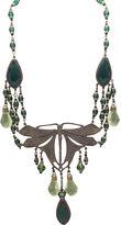 One Kings Lane Vintage Czech Art Nouveau-Style Necklace