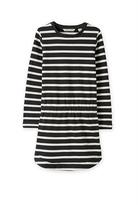 Country Road Stripe Sweat Dress