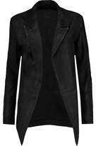 RtA Iggy Leather Blazer