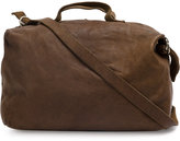Guidi holdall bag - men - Horse Leather - One Size
