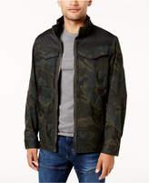 G Star Men's Camo Shirt Jacket