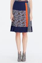 Diane von Furstenberg Cici Pleated Skirt