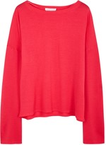 BOSS Pink Wool Jumper