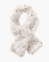 Chico's Cora Pull-Through Scarf