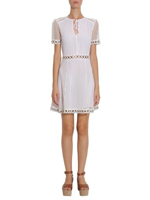 Michael Kors Michael By Lace Dress